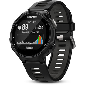 Garmin Forerunner 735XT Juoksukello, black/grey